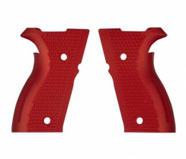 Red Pistol Grip For Rex Alpha