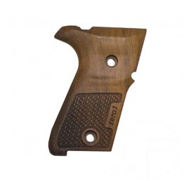 Pistol Grip Panel Set, Oak Wood For Rex Zero 1 Compact