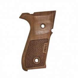 Pistol Grip Panel Set, Oak Wood For Rex Zero 1 Standard