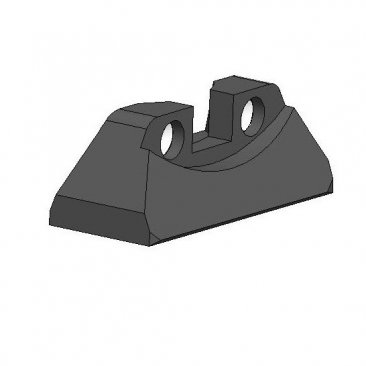 REX Zero 1 Rear Sight