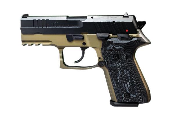 REX Zero 1 Compact FDE Mascus Grip
