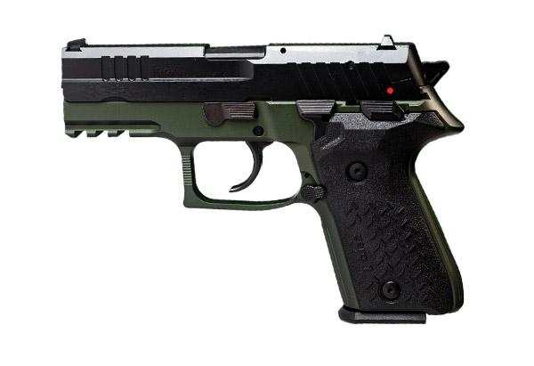 REX Zero 1 Compact OD Green
