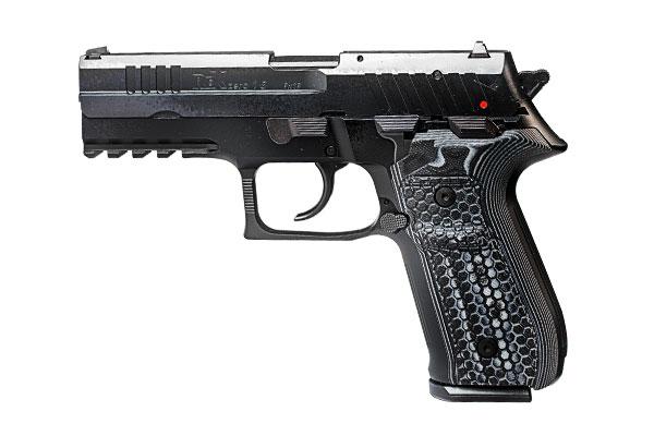 REX Zero 1 Black Mascus Grip