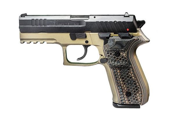 REX Zero 1 FDE Dark Earth Grip