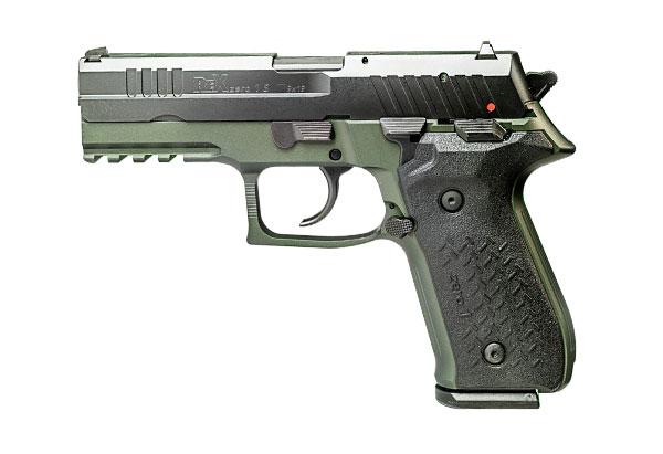 REX Zero 1 OD Green