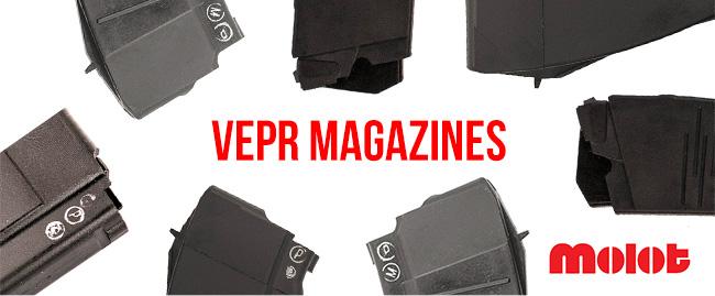 Vepr Magazines