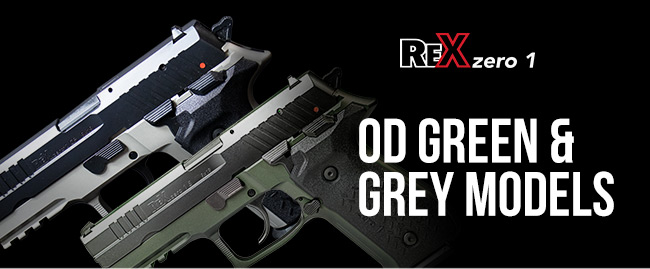 OD Green and Grey Models