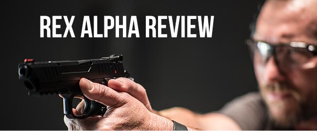 The REX ALPHA Review