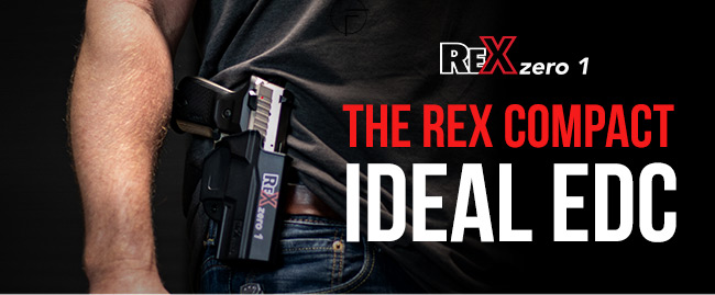 The REX Compact – Ideal EDC