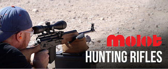 Molot Hunting Rifles