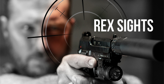 Sights for your REX Zero 1