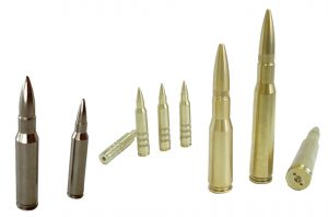 Steel Dummy Ammunition