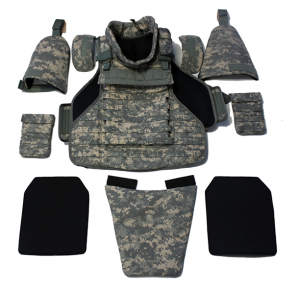 Tactical armor vest