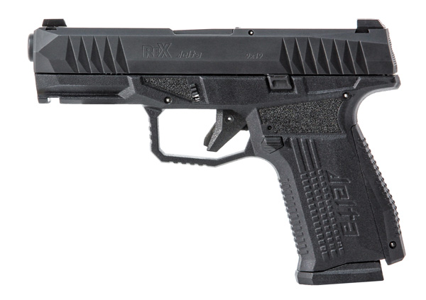 Rex Firearms Delta Poly Frame Striker Fired Pistol