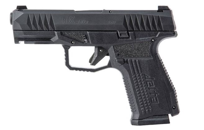Tested: Arex ReX Delta 9mm Pistol