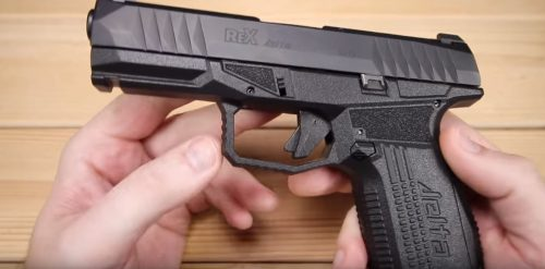 Arex Rex Delta – Is This The Best New Polymer Striker? [VIDEO REVIEW]