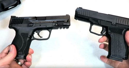 Rex Delta Compact 9mm Review [VIDEO REVIEW]