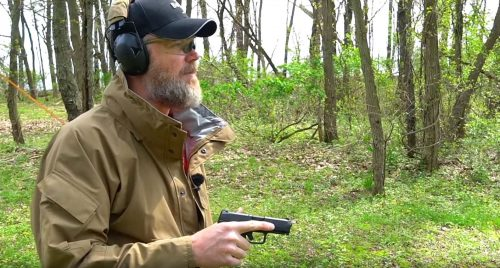 Rex Delta Polymer Framed Pistol [VIDEO REVIEW]