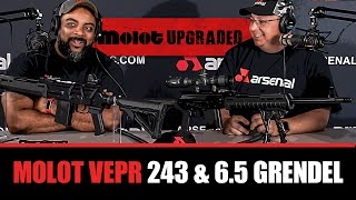 Arsenal Academy on the Molot VEPR .243 & 6.5 Grendel